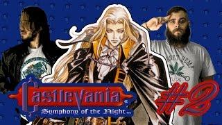 Castlevania Symphony of the Night - Capas são estilosas - PARTE 2