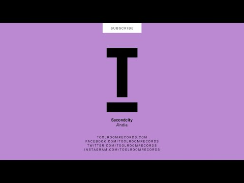 Secondcity - A'ndia (Original Mix)