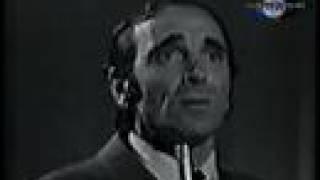 Charles Aznavour - L'istrione