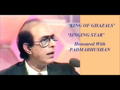 'KING OF GHAZALS' TALAT MAHMOOD