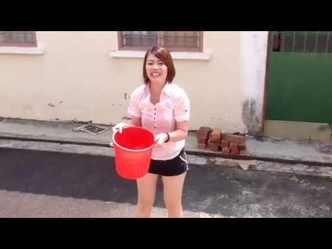 Joanne Mannies ALS Ice Bucket Challenge