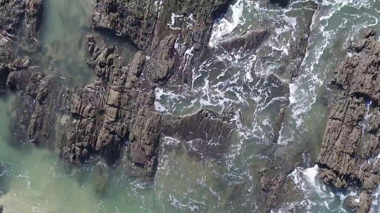 Assez Portugal vue du ciel (Plage de Amorosa) - YouTube UC91
