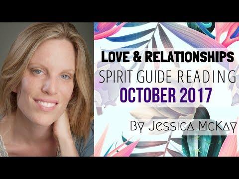 October 2017 Love & Relationships Spirit Reading