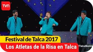 El humor de Los Atletas de la Risa llegó a Talca | Festival  de Talca 2017 | Buenos días a todos