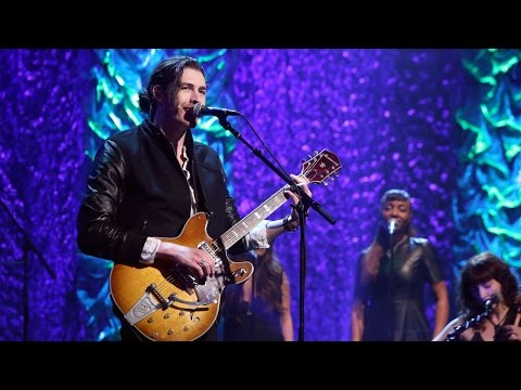 Hozier Performs 'From Eden'