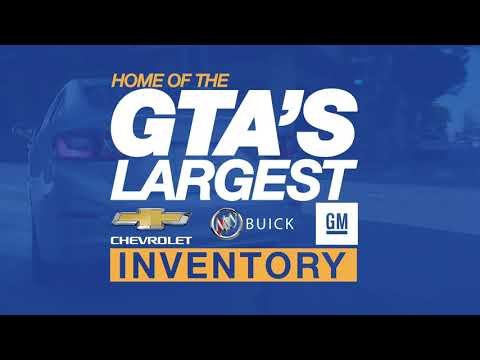 The GTA's Largest Chevy Buick GMC Inventory Is At Addison GM!