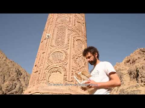 The Minaret and Archaeological Remains of Jam, in Afghanistan