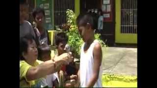 Hindang Central School YKYHI Alay Tsinelas 2012 part 3