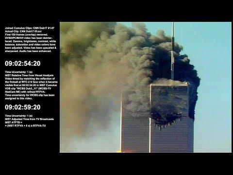 WTC 1 / 8:50:56am - 9:21:39am / N / Raw Video by CNN StatCam #2 - Sel. Take 1