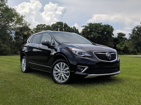 2019 Buick Envision Test Drive Review: A Luxury Value, Fighting For Relevance