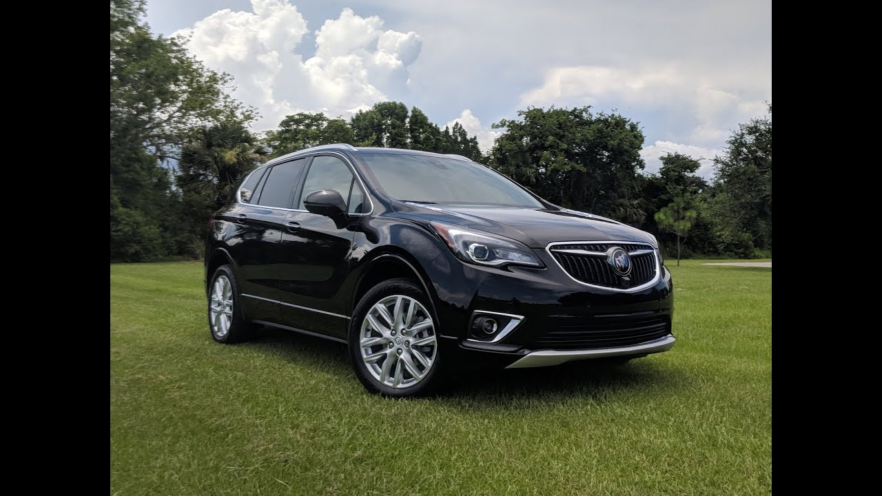 2019 Buick Envision Test Drive Review A Luxury Value Fighting For