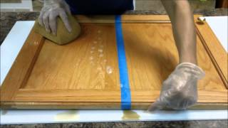 cabinet cleaning made easy.wmv