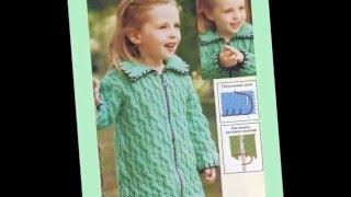 Детская вязаная одежда для прохладных дней  Детское вязание(Детское вязание самое распространенное вязание. И вязание детской одежды-самое увлекательное детское..., 2016-01-17T09:57:28.000Z)