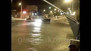 Авария. Грушевского-Кориатовичей. 15.08.2016.