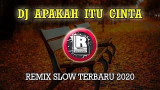 DJ APAKAH ITU CINTA IPANK   REMIX SLOW VIRAL 2020