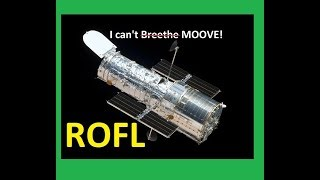 Hubble Can Move - PLEASE!!! Another NASA HOAX