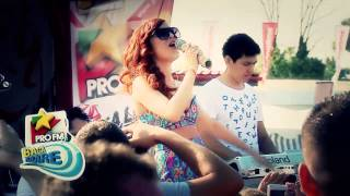 Elena Gheorghe - Ecou (LIVE Costinesti) ProFM Baga Mare
