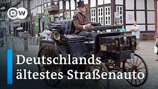 Das älteste zugelassene Auto Deutschlands | Euromaxx
