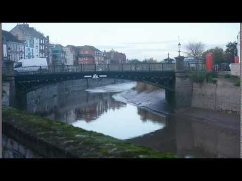 Tidal Bore - River Parrett