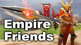 EMPIRE vs Friends - Overpower Cup - DOTA 2