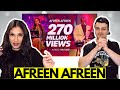 Coke Studio Season 9| Afreen Afreen | Rahat Fateh Ali Khan & Momina Mustehsan | REACTION & REVIEW