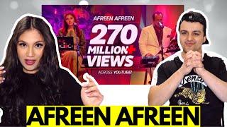 Gambar cover Coke Studio Season 9| Afreen Afreen | Rahat Fateh Ali Khan & Momina Mustehsan | REACTION & REVIEW