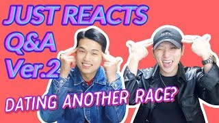 K-pop Artist Reaction] JUST REACTS - Q&A / Ask us anything!!