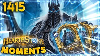 Not Even 3 LICH KINGS CAN Stop This Bird! | Hearthstone Daily Moments Ep.1415
