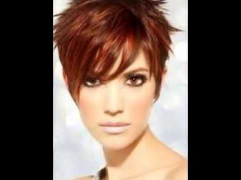 Funky Short Hair Styles Youtube