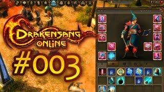 Let's Play Drakensang Online #003 - Der Baby-Drache, ein neuer Gefährte im Spiel