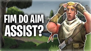 WILL THE END OF AIM ASSIST? UNDERSTAND MORE! -Fortnite, the