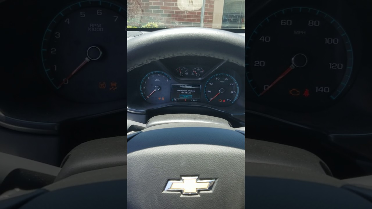 2017 Chevrolet Colorado Recall