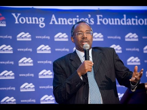 Q & A with Dr. Ben Carson LIVE at YAF