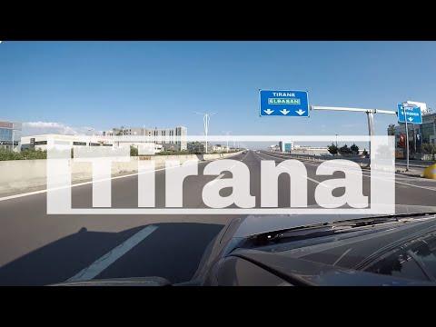 Albania Highway to Tirana
