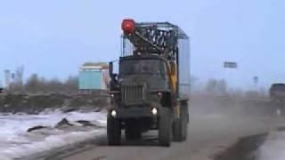 видео Буровая установка УКБ 4СА4