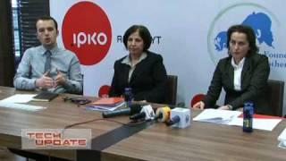 """IPKO ndau donacion për fondacionin """"Nëna dhe Foshnje të Shëndetshme"""""""