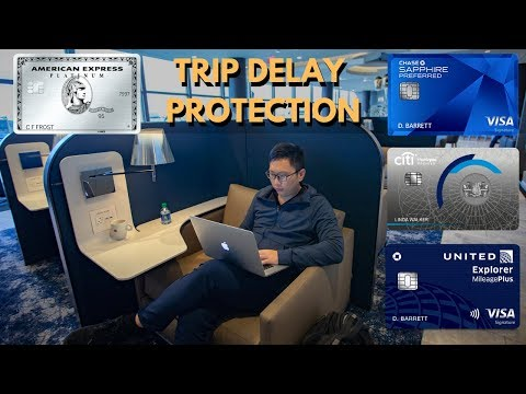 Amex Platinum For Flights? Trip Delay Compared