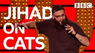 Why I sometimes get jealous of terrorists | Live At The Apollo - BBC