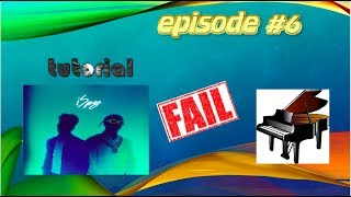 how to play ispy on piano episode #6  (epic fails)