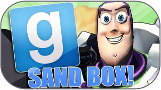 Gmod Hockey  Vanoss Vs  Delirious! Garry's Mod Sandbox Funny Moments