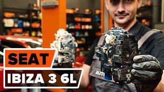 Montaggio Ganasce freni a tamburo SEAT IBIZA IV (6L1): video gratuito