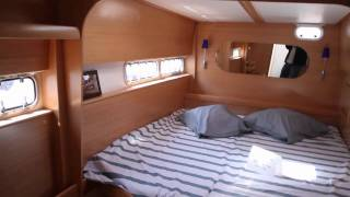 Multihull: Catamaran Nautitech 442 walk-around