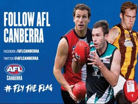 2015 AFL CANBERRA RISING STARS - Grand Final: Ainslie Football Club v Marist College Canberra