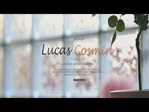 Filmare botez Lucas