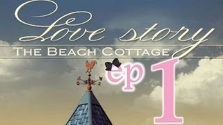 Love Story: The Beach Cottage HD Walkthrough