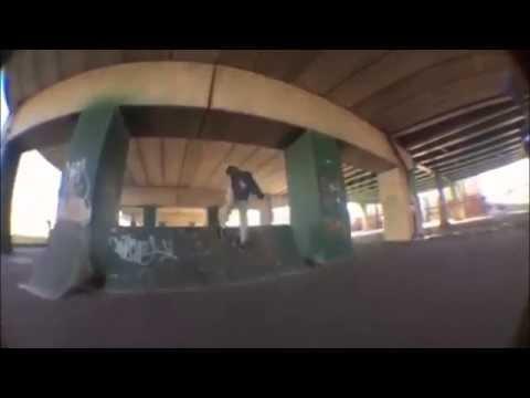 Dan Mercuro Donny Binaco x Metal Skateboards