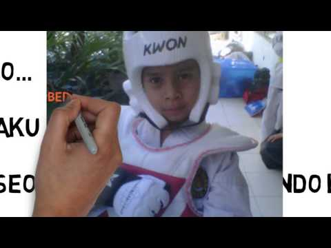 Namaku zakarya atlit cilik Taekwondo Surabaya thumbnail