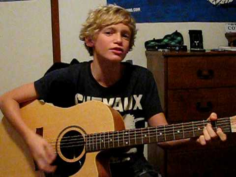 Justin Timberlake Cry Me a River -Cody Simpson cover