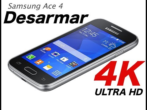 Desarmar Samsung Galaxy Ace 4 G313