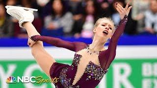 Bradie Tennell's season-best short program at Skate America | NBC Sports
